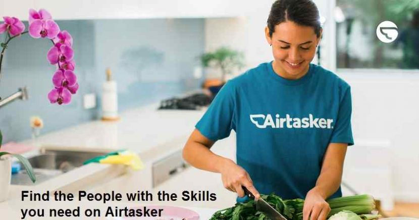 Find the People with the Skills you need on Airtasker