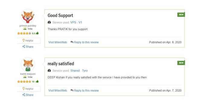 hosting review