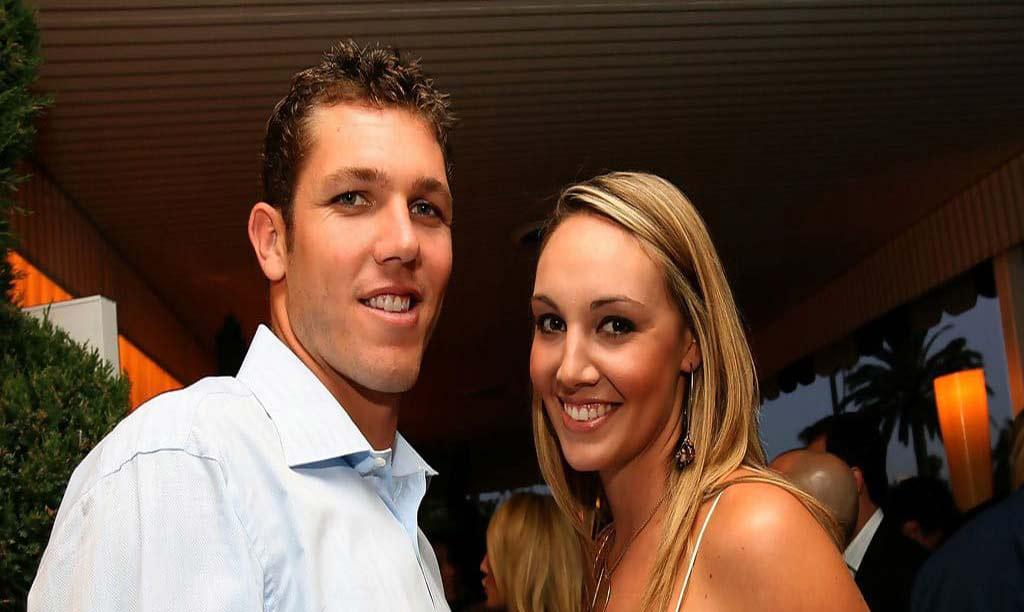 Luke Watson Wife